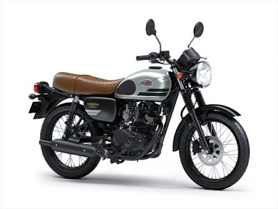 Harga Kawasaki W175 SE dan Spesifikasi lengkap