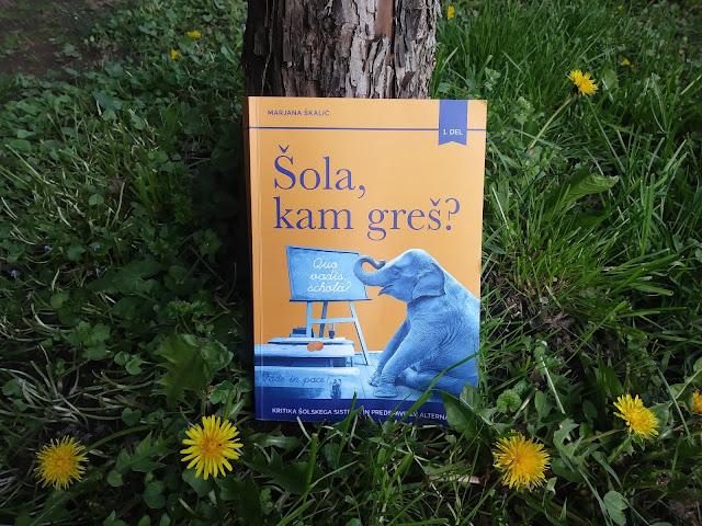 Knjiga Marjane Škalič