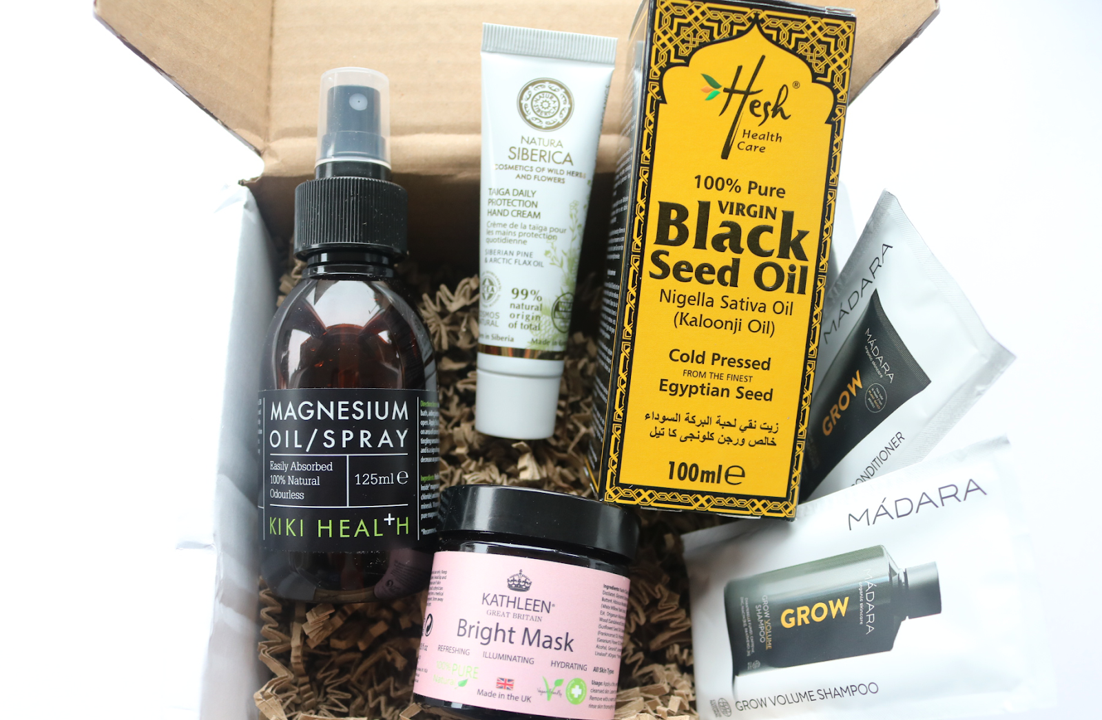 Green Beauty: LoveLula Beauty Box - January 2020 review