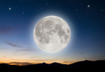 Iluminação da Lua Cheia de sangue e Como Transformar nossas Vidas