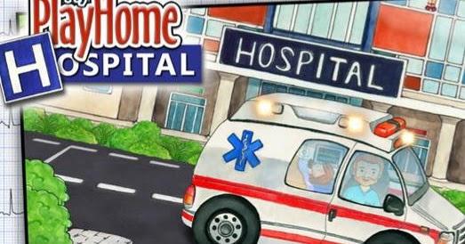 تحميل لعبة my play home hospital مجانا