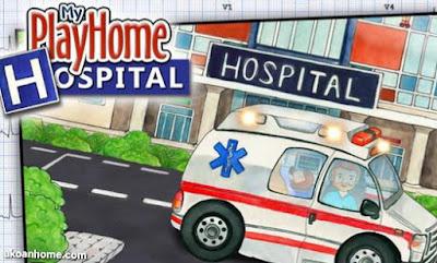 تحميل لعبة ماي بلاي هوم المستشفى مجانا My PlayHome Hospital APK احدث اصدار