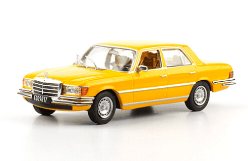 mercedes-benz 280 SE 1979 1:43 autos inolvidables argentinos