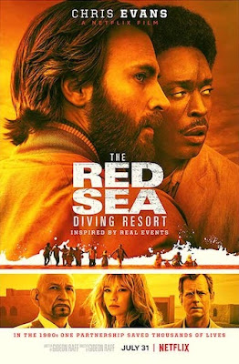 The Red Sea Diving Resort 2019 English 720p WEB-DL ESubs 1.1GB