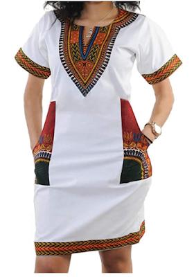 Ankara short flare gowns Short ankara gowns 2020