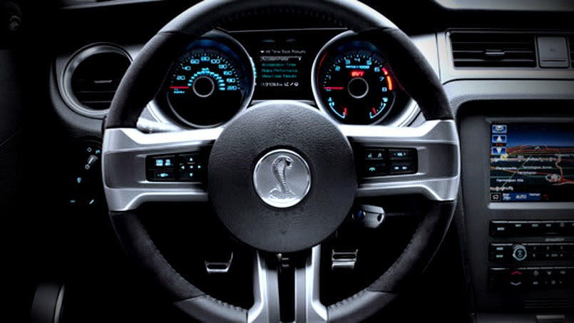 Ford Mustang Generations: 2014 ford mustang interior ...