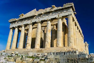 ACROPOLIS ATHENS ( YUNANI )