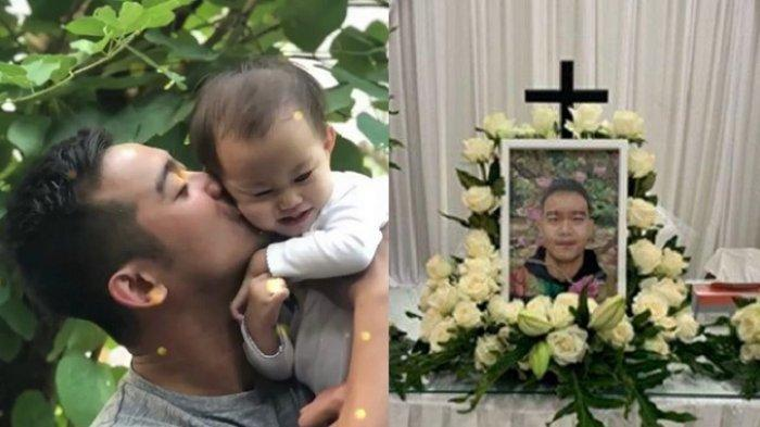 Adek William Hartono Meninggal Dunia