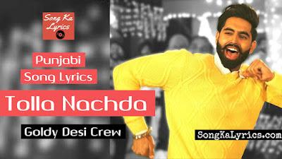 tolla-nachda-lyrics