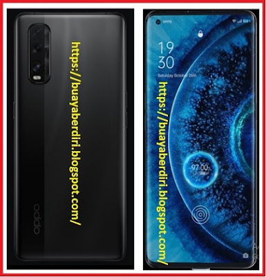 Oppo Find X2 Pro - HP Android Terbaik Versi AnTuTu Juli 2020