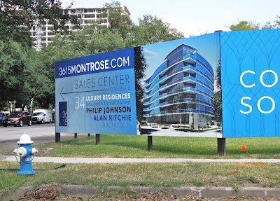 3615 Montrose development (project sign, rendering), since shelved