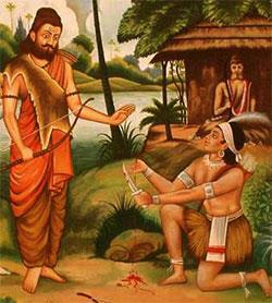 वीर-एकलव्य-कौन-था,Veer Aklavya