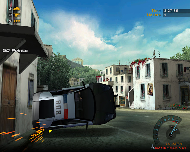 Need For Speed Hot Pursuit 2 Gameplay Screenshot 5