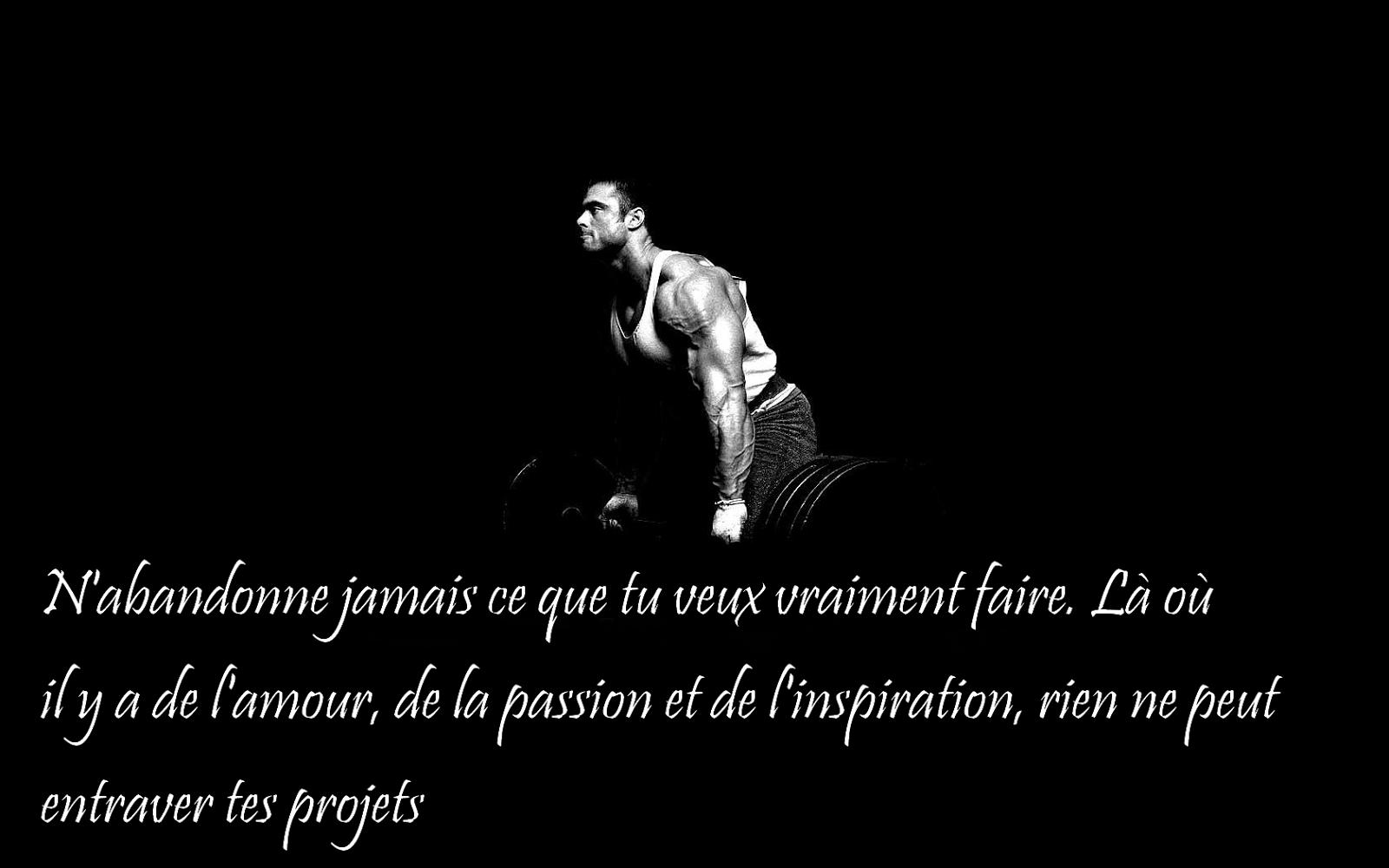 Citation Sport Motivation