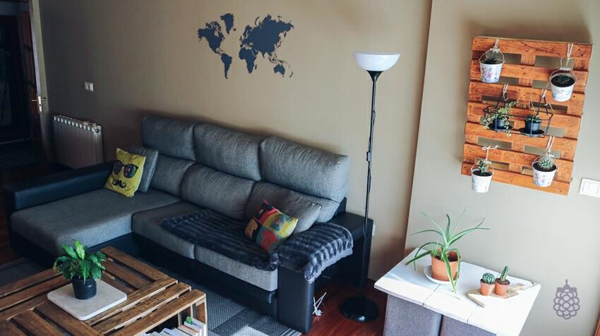muebles DIY palets livingroom