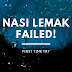 FIRST TIME BUAT NASI LEMAK DAN FAILED!