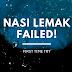 FIRST TIME BUAT NASI LEMAK DAN FAILED!