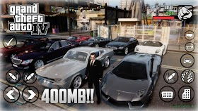 GTA 4 ANDROID GAME DOWNLOAD - 490MB ONLY - HARD GAMERX