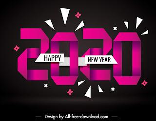 Happy New Rear 2020 Kereb