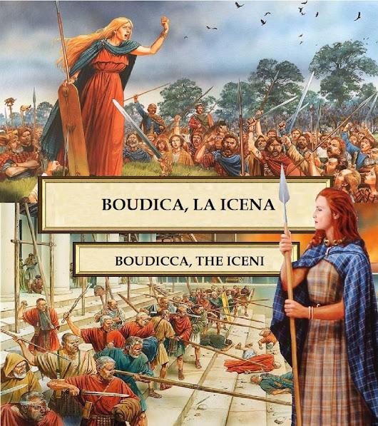 Nos situamos en el año 60 d. C., casi 20 años después de la invasión romana del emperador Claudio. Batalla de Watling Street.