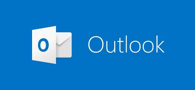 Cara Menampilkan Email Terkirim atau Sent Item di Outlook Mail