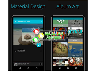 Rocket Music Player v4.0.0.16 APK Android