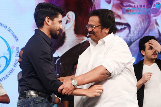 Dasari Comments On Chaithu About Samantha