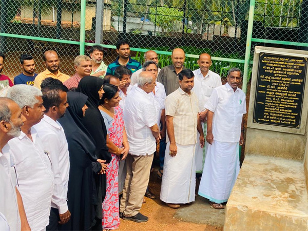 Keywords:Kerala, Sports, News,Thekkil Indore Volley Stadium opened