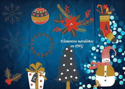 Fotomontajes y composiciones navideñas