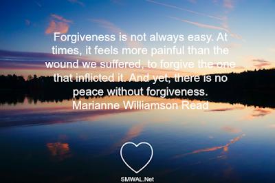 Forgiveness, Quotes, Marianne Williamson Read