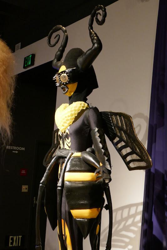 Masked Singer season 1 Bee costume