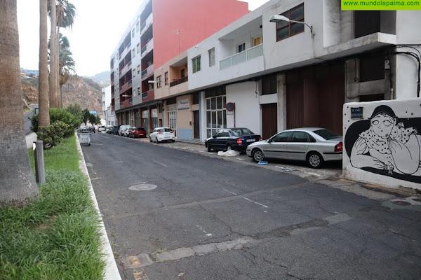 El Ayuntamiento procedió al reasfaltado de la calle Abenguareme