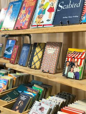 Reclaimed journals by Revival Journals