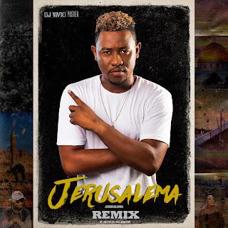 Dj Vado Poster - Jerusalema (Remix Master KG feat. Nomcebo) (Afro Beat) [Download]