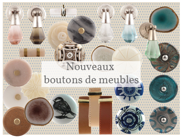 bouton de meuble scandinave