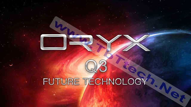 ORYX Q3 HD 1506TV 512 4M NEW SOFTWARE 2021 WITH BUILT-IN WIFI