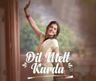 Dil Melt Karda Lyrics - Haseen Dillruba | Taapsee Pannu