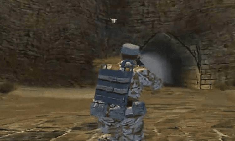 تحميل لعبة 1 Conflict Desert Storm مجانا