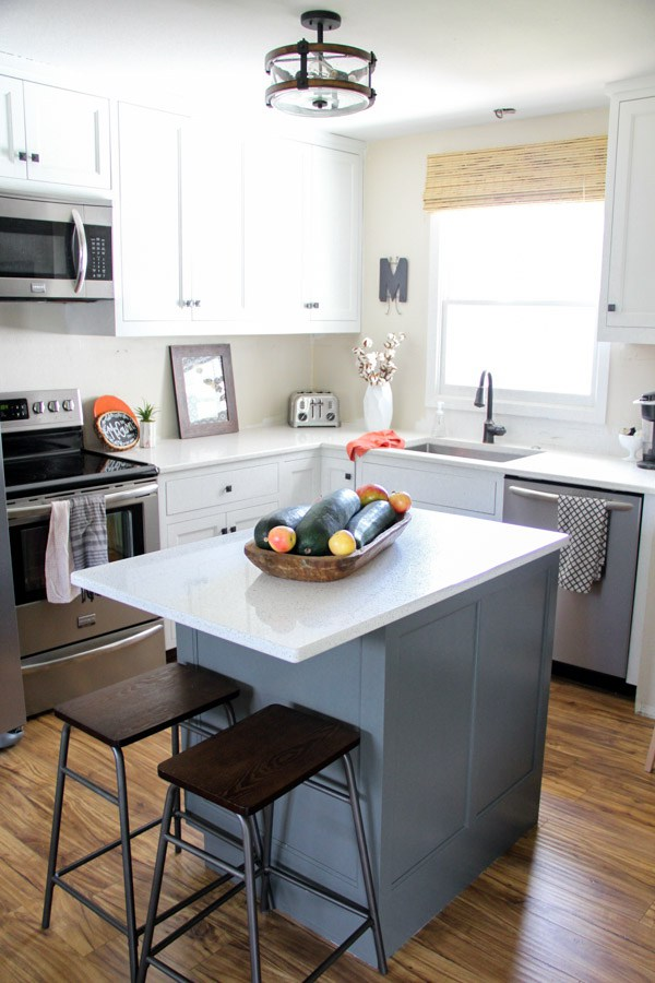 taking a kitchen from Retro to Modern