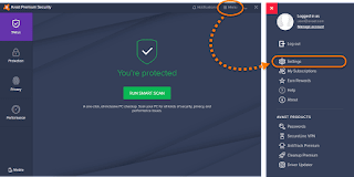AVAST Windows 10 Updates Blocked