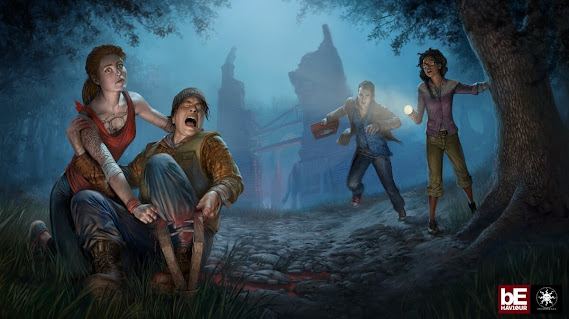 Dead By Daylight killers in action