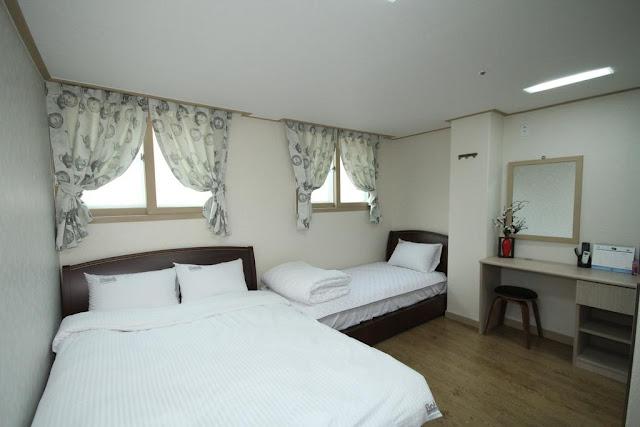 rekomendasi hostel di hongdae