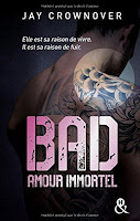 Jay Crownover - BAD T4 : Amour immortel