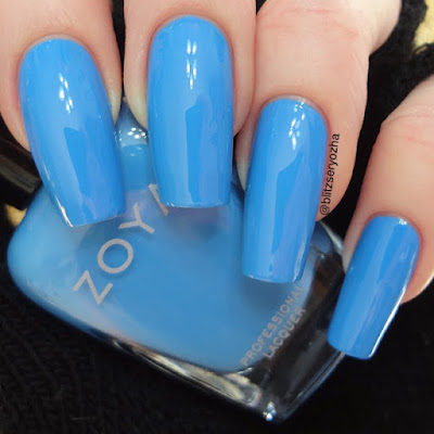 Zoya Dory Two Coat Swatch