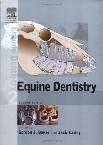 Equine Dentistry 2 Edition  - WWW.VETBOOKSTORE.COM