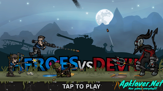 Heroes vs Devil MOD APK unlimited money