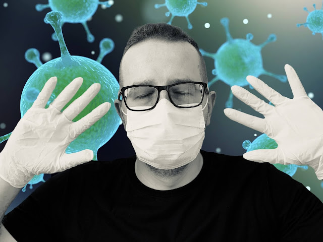 facemask and coronavirus