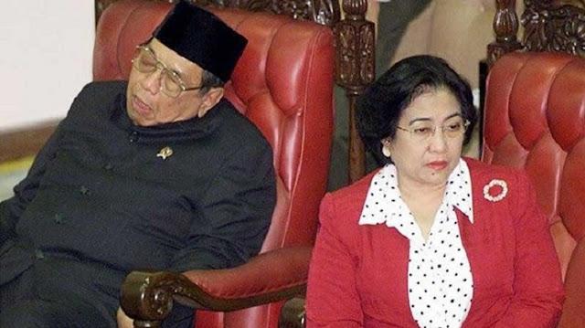 Mantan Jubir Sebut Megawati yang Lengserkan Gus Dur