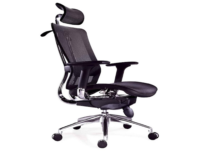 reviews of ergonomic office chairs with headrest