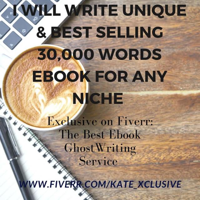 Write an ebook of 30,000 words, amazon bestseller and ghostwriter - #ebookviapulsa #ebookshop #ebookreader